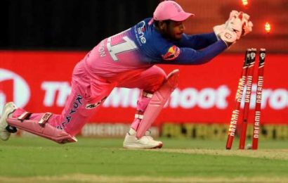 PICS: Chennai Super Kings vs Rajasthan Royals
