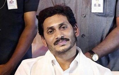 Petition in Supreme Court seeks notice against A.P. CM Jagan Mohan Reddy