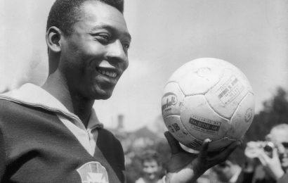 Pele @80: Milestones in the soccer legend's career