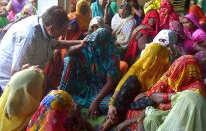 Hathras victim's family to appear before HC on Monday
