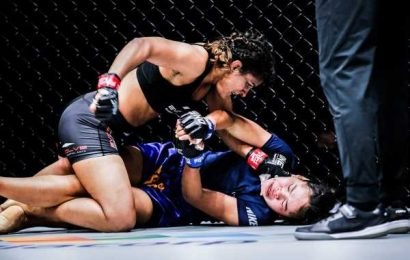 'Indian Tigress' Phogat wins 3rd straight MMA crown