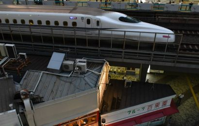 Japan struggles to save beloved bullet trains from running out of passengers