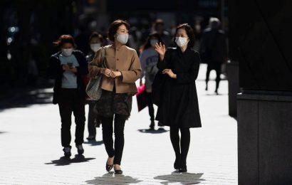 Japan researchers show masks do block coronavirus, but not perfectly