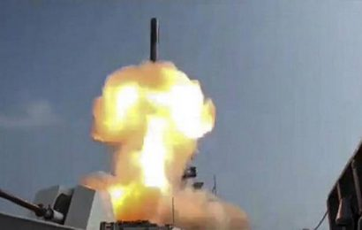 India test-fires air launched version of BrahMos supersonic cruise missile