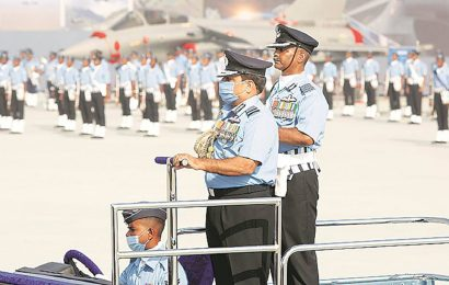 IAF showed resolve during standoff with China: Air Chief RKS Bhadauria