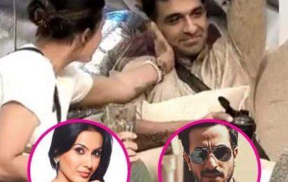 Bigg Boss 14: Aly Goni and Kamya Punjabi SLAM Eijaz Khan and Pavitra Punia; 'Hindi film ka spoof chal raha hai,' says the former