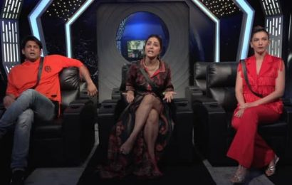 Bigg Boss 14, day 15 synopsis: Hina Khan and Gauahar Khan team up against Sidharth Shukla in the 'Game Over' task
