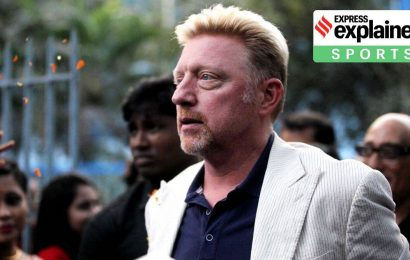 Explained: Boris Becker's bankruptcy and the missing Wimbledon trophies