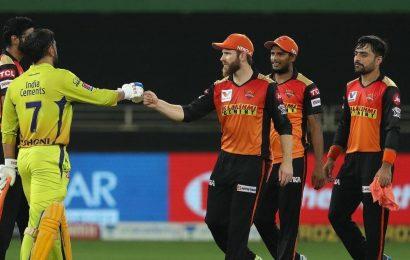 SRH vs CSK Predicted Playing 11, IPL 2020 Live Updates: Dhoni's side seeks revival of fortunes against Warner's men