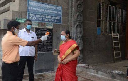 Tamil Nadu Covid-19 wrap: Nearly one-third Chennai population exposed to virus, sero survery reveals