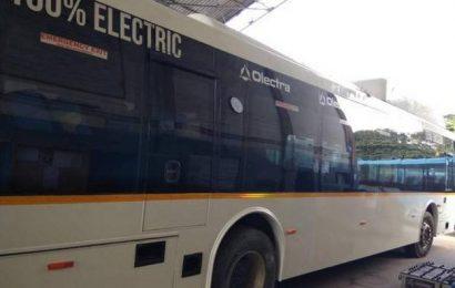 BMTC starts trial run of e-bus