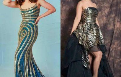 Bigg Boss 14: Hina Khan beats fellow Toofani Senior Gauahar Khan in premiere look fashion – view poll results