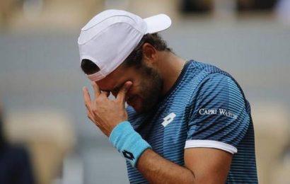 French Open   Djokovic advances with a slick win; Altmaier stuns Berrettini