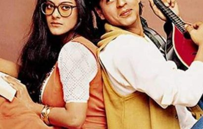 Shah Rukh Khan and Kajol's DDLJ statute to be unveiled at Leicester Square on the film's 25th anniversary