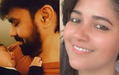 Gaurav Chopraa meets his baby boy after two weeks; Narayani Shastri is all hearts for the father-son duo