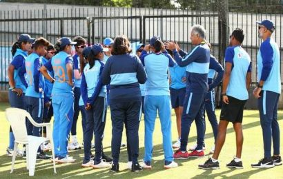 ICC women's T20 rankings   India overtakes New Zealand to rise to third