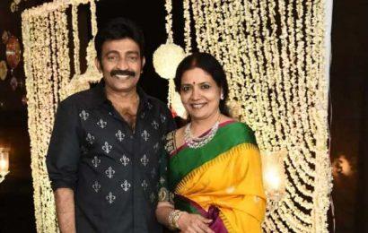 Jeevitha updates health status of Rajasekhar