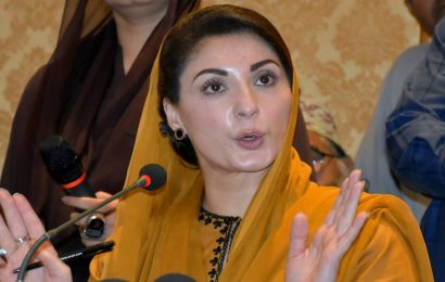 Nawaz Sharif's daughter Maryam booked for holding anti-govt rally in Pak