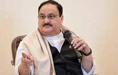 RJD, Congress created obstacles in Ram temple construction: Nadda