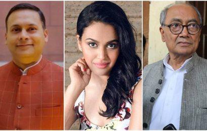 Amit Malviya, Swara Bhasker, Digvijaya Singh get NCW notice for revealing Hathras victim's identity