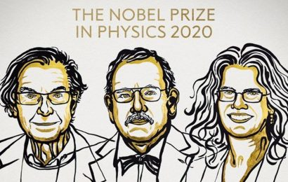 Physics Nobel Prize awarded to British, German and American scientists for black hole research