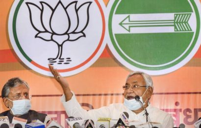 Bihar elections: NDA reaches seat-sharing deal, JD(U) to contest 122 seats, BJP one less