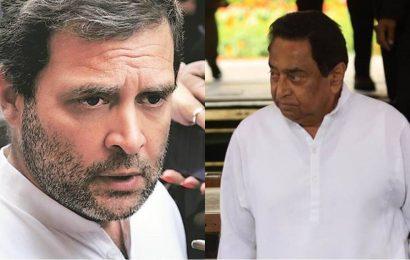 'Don't appreciate the language…unfortunate': Rahul Gandhi on Kamal Nath's 'item' remark