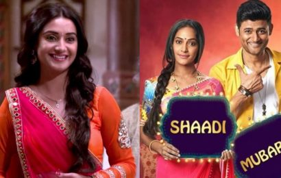 Shaadi Mubarak: Rajshree Thakur quits Manav Gohil starrer; Rati Pandey to replace the actress