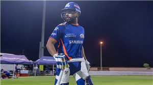 India team physio wants 2-3 weeks' rest for Rohit Sharma