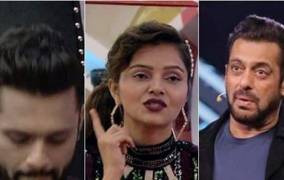 Bigg Boss 14 Weekend Ka Vaar Synopsis: Salman Khan schools Rahul Vaidya, asks Rubina Dilaik to run the show on her own
