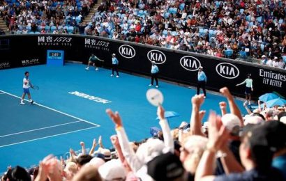 Australian Open chief wants quarantine relaxed for players