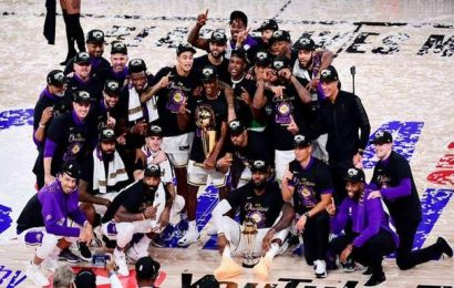 NBA Finals | Lakers equal Celtics' record of 17 crowns