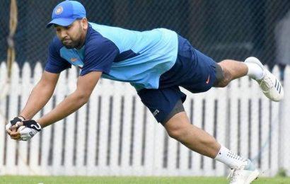 Gavaskar seeks clarity regarding Rohit Sharma's fitness status