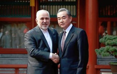 China backs Iran nuclear deal, calls for new West Asia forum
