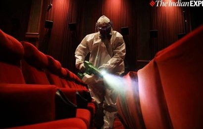 Theatres get ready to abide by govt SOPs but no new movies, at least for now