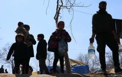 EU sees sharp drop in migrants illegally entering via Turkey