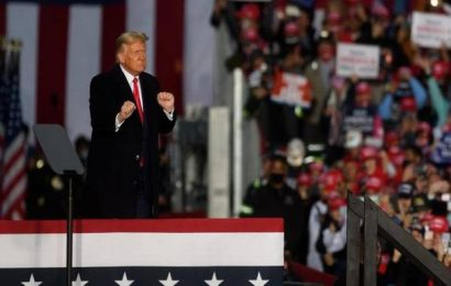 U.S. Presidential Elections | Trump, Biden make their pitches to voters in pivotal Pennsylvania