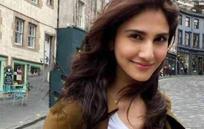 Vaani Kapoor heads to Chandigarh for shooting Abhishek Kapoor's film