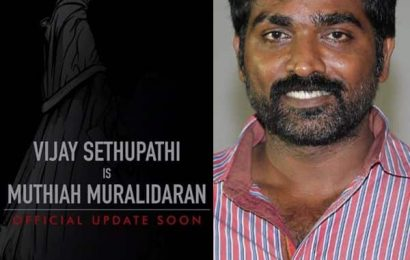 800: Vijay Sethupathi quits Muthiah Muralidaran biopic after facing criticism from audience