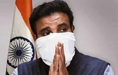 In minor rejig, Karnataka likely to get new health minister; B Sriramulu to be transferred