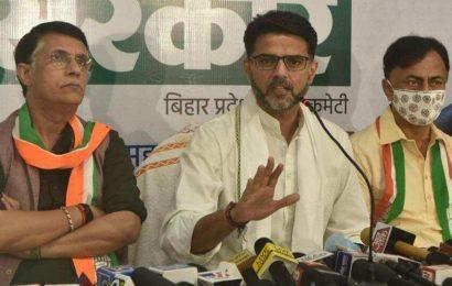 Sachin Pilot dares Bihar CM Nitish Kumar to issue white paper on investments, jobs