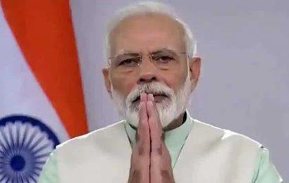 PM Modi calls for use of AI in health, farm sectors