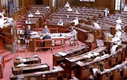 Polls to 11 Rajya Sabha seats in UP, Uttarakhand on Nov 9