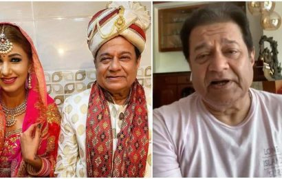 Anup Jalota explains his 'wedding pic' with Jasleen Matharu, here's the secret behind it