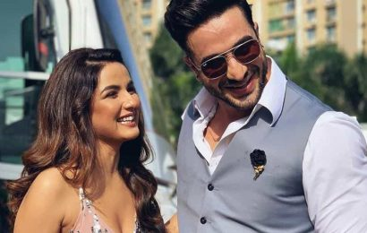 Bigg Boss 14: Jasmin Bhasin's rumoured boyfriend Aly Goni shares hilarious video, warns those who 'want to flirt' with her