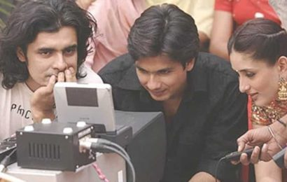 Kareena Kapoor shares pic with Shahid Kapoor, Imtiaz Ali as Jab We Met completes 13 years