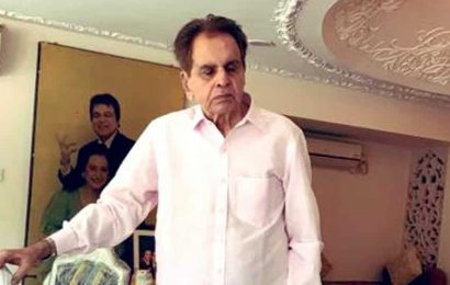 Dilip Kumar on Pak govt's plans to restore ancestral home: 'At once full of fond remembrances of my parents, grandparents'