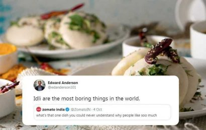 British lecturer invites Twitter's wrath after calling idlis 'boring'. Here's what happened