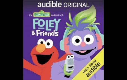 'Sesame Street' launches podcast to help educate and entertain children