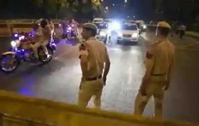 To escape Delhi Police, robber applies excreta on his body